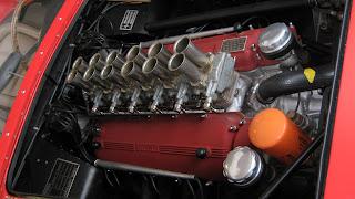 0130Prancing Horse Drive Day - 250 GTO Replica