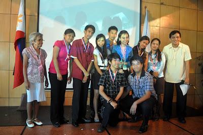 2nd Place Winner DACDT/DBT Quezon (Comedy Skit)