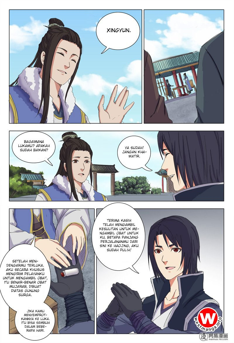 Deity's Path through Ten Thousand Worlds: Chapter 08 - Page 8