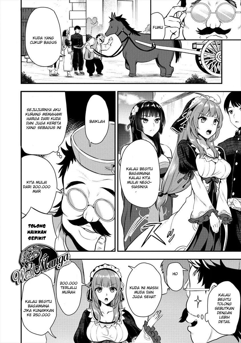 Makenshi no Maken Niyoru Maken no Tame no Harem Life: Chapter 06 - Page 9