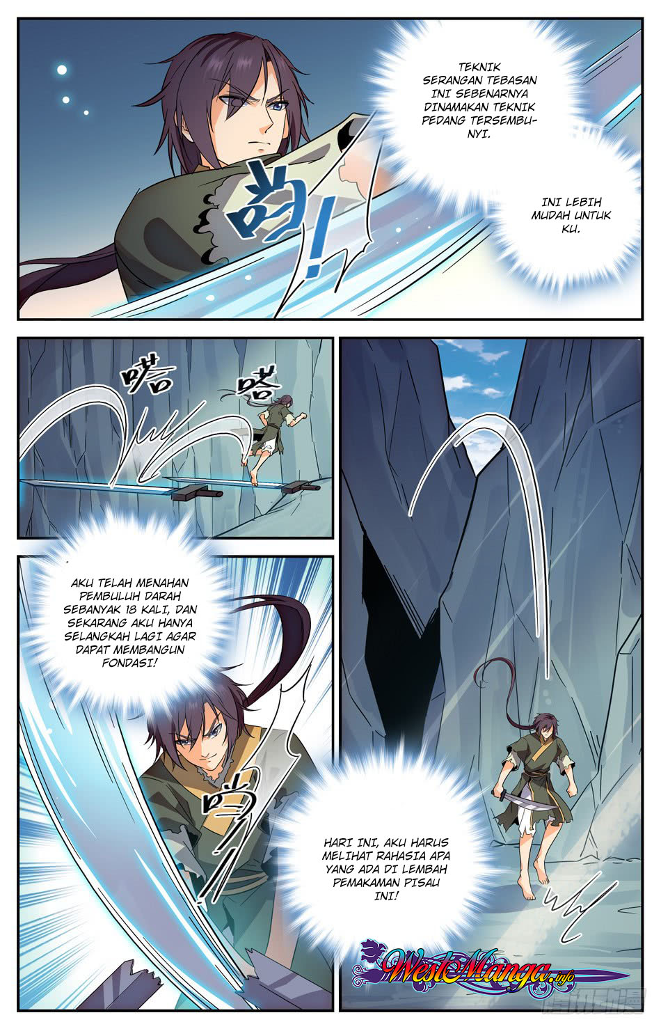 Lian Fei Wei Bao: Chapter 19 - Page 11