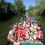 Pe canale stramte, la observatii de animale, pasari, insecte si plante
