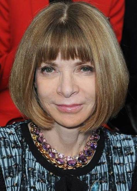 Chic Bobs Haircut For Older Women Styles 7
