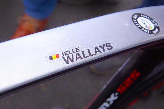 fiets Jelle Wallays