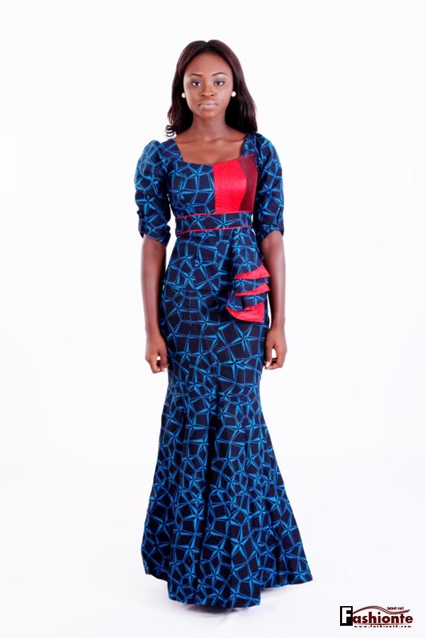 50 Latest Nigerian Lace Skirt and Blouse Ankara Styles 2016 2017 ...