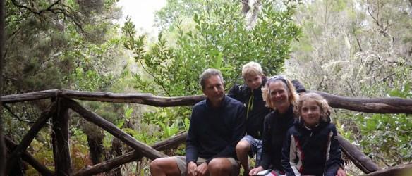 Genieten van oerbossen op La Gomera