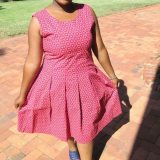 shweshwe traditional dresses for women ideas 2017