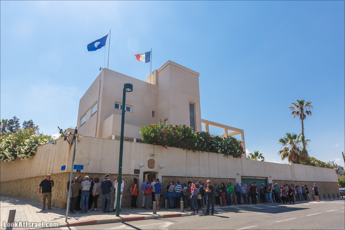Дом французского посла в Яффо   French Ambassador house in Jaffa   בית השגריר הצרפתי ביפו   LookAtIsrael.com - Фото путешествия по Израилю