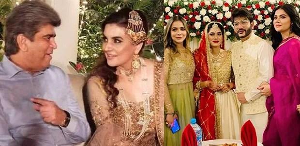 Recent Surprised Weddings of Pakistani Celebrities
