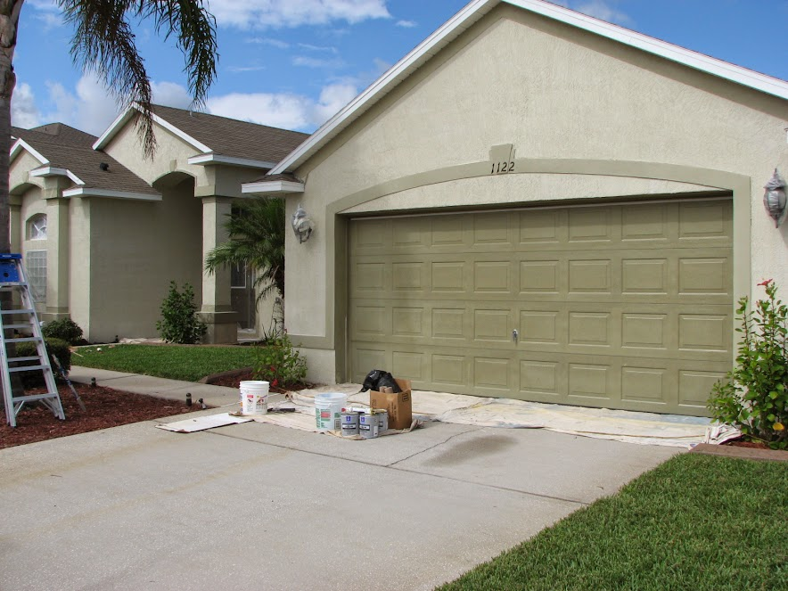 Painter In Melbourne, FL- Before And After Photos- Fade