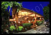 Tung Tong Restaurant in Kathu on Phuket Island