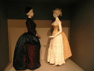 LACMA Fashioning Fashion exhibit 19th century
