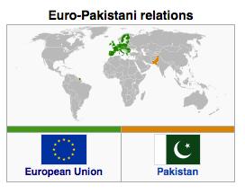EU - Pakistan Relations