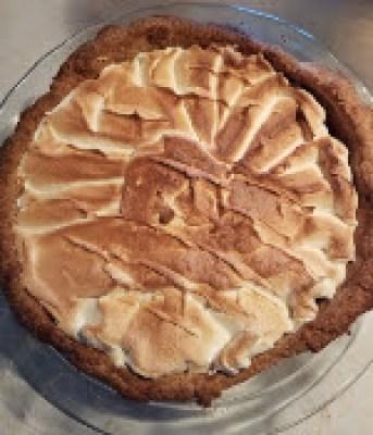 Butterscotch meringue pie recipe