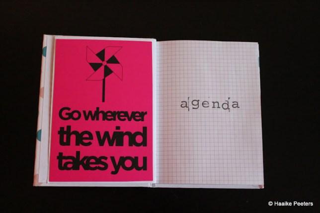 Agenda (Le petit requin)