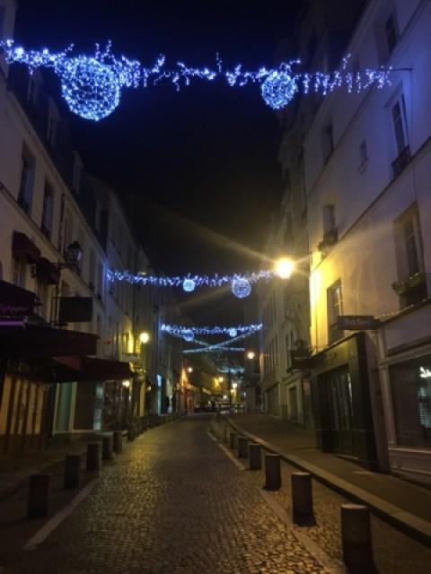 Eine Auszeit in Paris