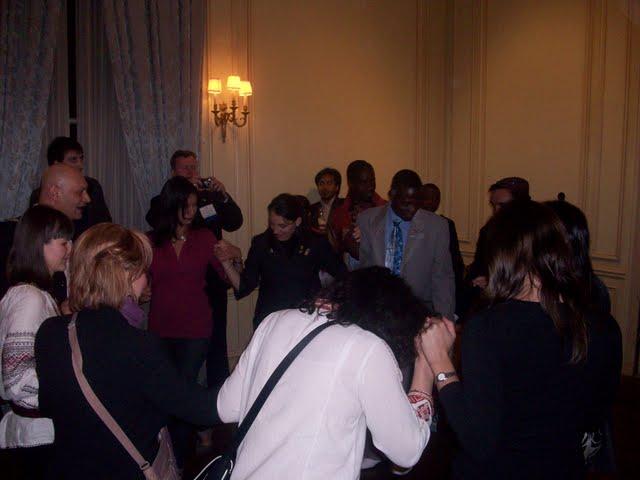 IVLP 2010 - Visit to Meridian International - 100_0430.JPG