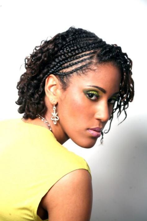 Natural Cornrow Hairstyles 2020 ⋆ fashiong4