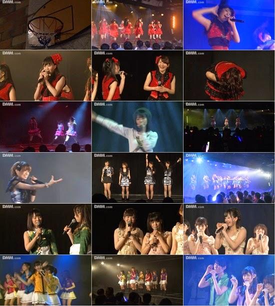 "(LIVE)(公演) SKE48 チームKII ""ラムネの飲み方"" 公演 150222 & 150302 & 150306 & 150310 & 150315"