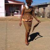 shweshwe wear dresses outfits 2017