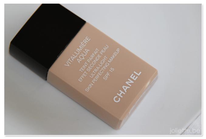 Review: Chanel Vitalumière Aqua