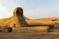 The Sphinx...