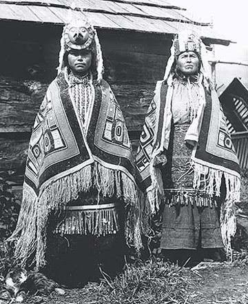 Tsimshian high class individuals