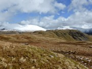 The boggy way to Steel Fell