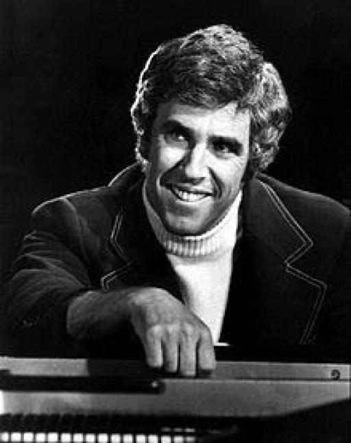 Burt Freeman Bacharach in the 70's