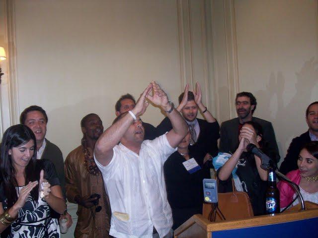IVLP 2010 - Visit to Meridian International - 100_0398.JPG