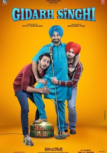 Gidarh%2BSinghi%2Bposter Gidarh Singhi 2019 Full Movie Download Free HD WorldFree4u.Com