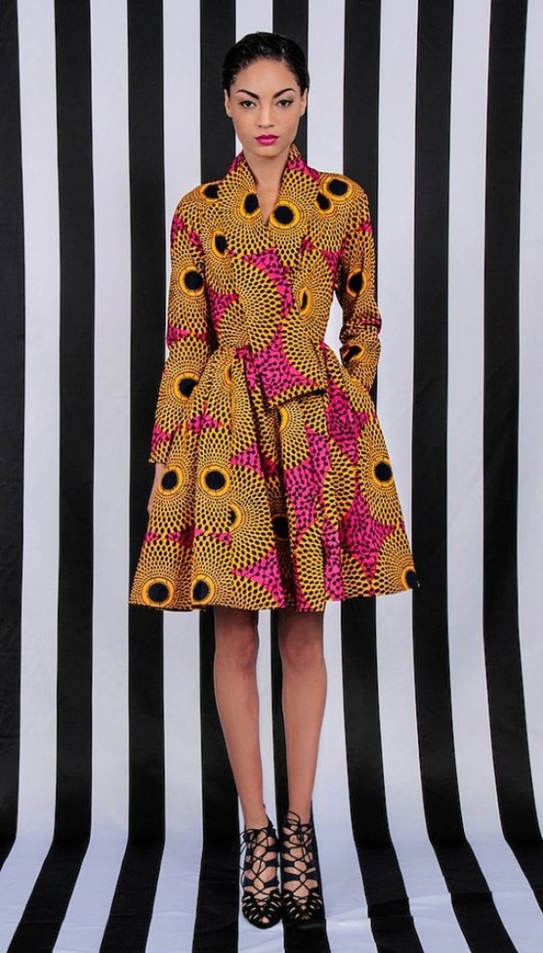 The Latest And Greatest Shweshwe Dresses Designs 2016