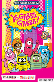 Oni%2520Press%2520FCBD12_YoGabbaGabba Oni Press offers two comics for Free Comic Book Day 2012