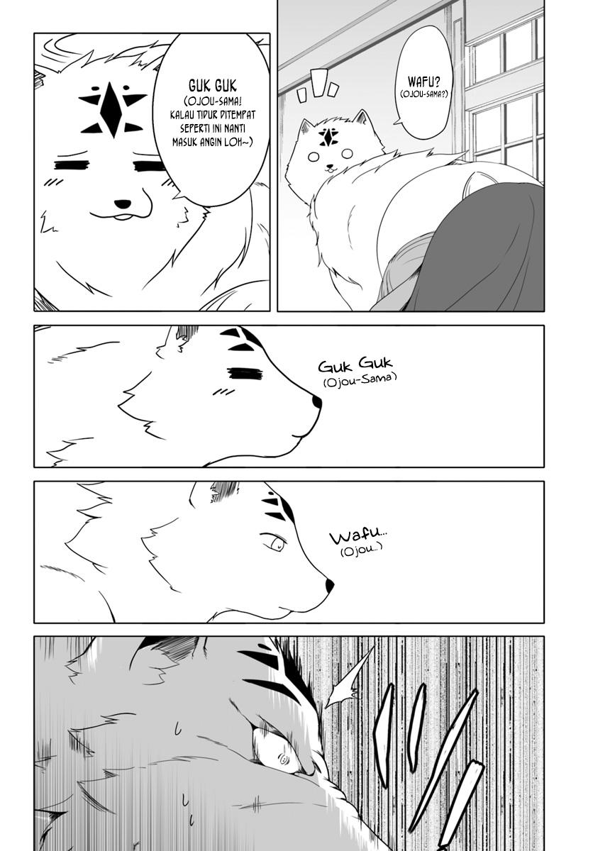 Wanwan Monogatari: Kanemochi no Inu ni Shite to wa Itta ga, Fenrir ni Shiro to wa Itte Nee!: Chapter 08 - Page 24