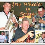 Mr. Greg Wheeler in Serbia - 2012