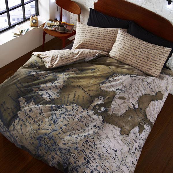 Ropa de cama para otoño
