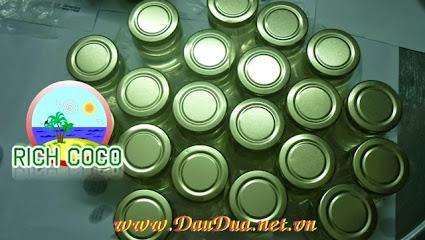 TINH DẦU DỪA NGUYÊN CHẤT BẾN TRE VIRGIN COCONUT OIL -RICH COCO VÀ HOẠT ĐỘNG GIAO HÀNG THÁNG 3 - 2014