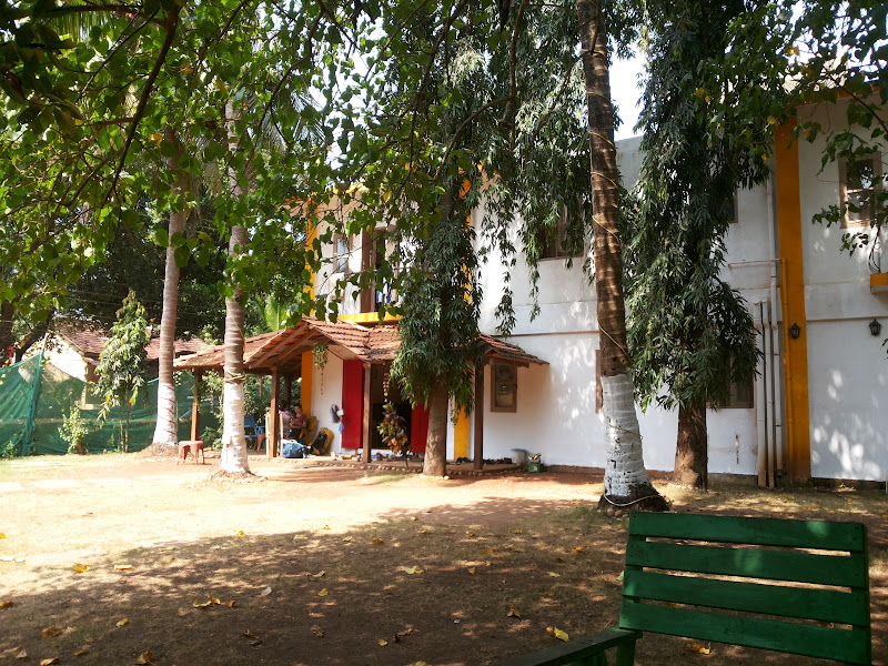 The Red Door Hostel - Anjuna, Goa
