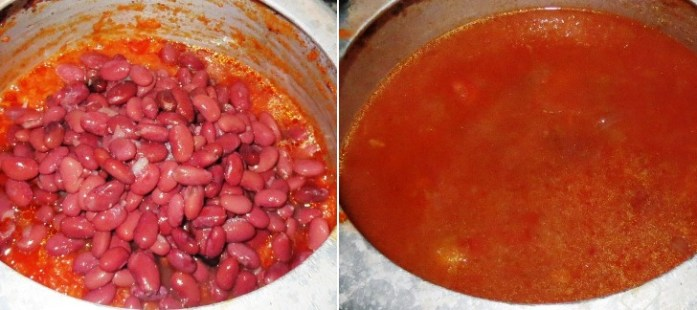 Rajma Masala Recipe | Punjabi Vegetarian Side Dishes | Spicy Kidney Beans Curry | Veg Restaurant style rajma masala recipe by Foodomania.com