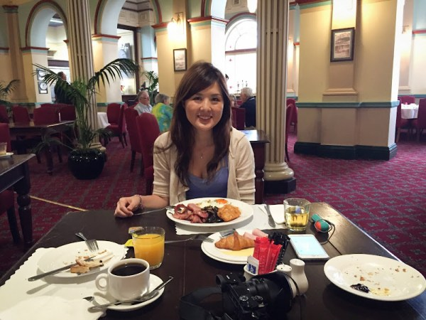 Carrington Hotel Breakfast