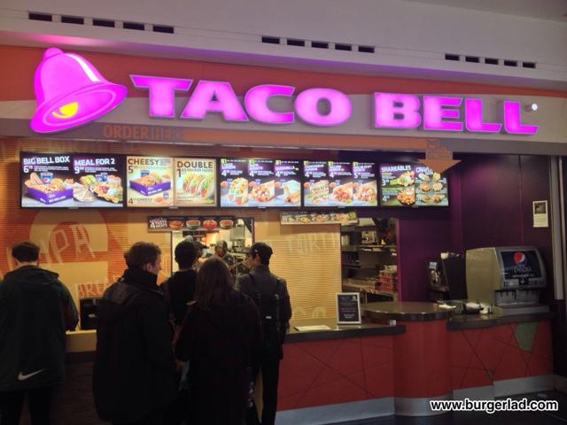 Taco Bell UK