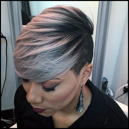 2018 Beautiful African American Natural Hairstyles For Black Women 4
