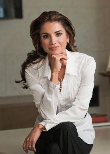 Queen Rania Age