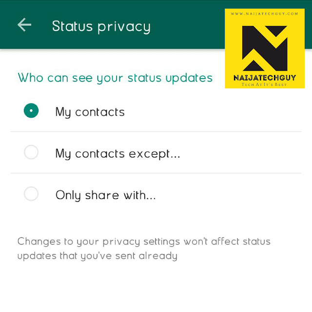 WhatsApp Snapchat Like Update Goes Global - What You Should Know 3