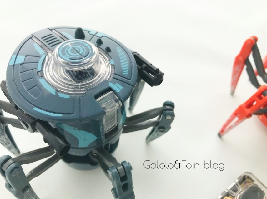 Battle Spiders, arañas robóticas teledirigidas