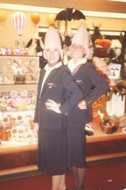 Robin LaMonte flight attendant