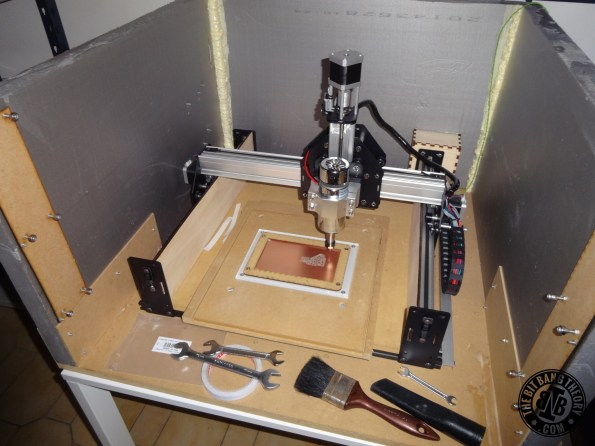 MILL Shapeoko CNC da Inventables