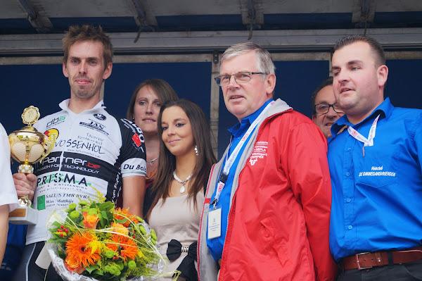 Wim Heyns met Jules Vandergunst en Stijn Vanderper