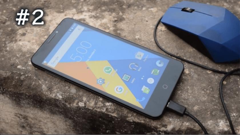 usb otg sebagai konektor mouse di android