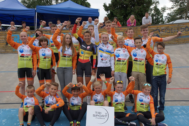 jonge renners Roeselare